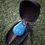 พวงกุญแจหนังแท้ แฮนด์เมด ใส่รีโมทรถยนต์ได้ ทำจากหนังวัวแท้ สีน้ำตาลเข้ม นุ่มนิ่ม ทนทาน แข็งแรง พกพาง่าย พร้อมกล่องเป็นของขวัญได้ thumbnail 4