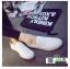 รองเท้าผ้าใบทรงสวมไม่ต้องผูกเชือก 237-WHI [สีขาว] thumbnail 3