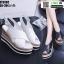 รองเท้าทรงเตารีดแบบรัดท้าย ST3302-WHI [สีขาว] thumbnail 4