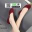 รองเท้าคัชชูหัวมน 18-1338-MARO [สีMARO] thumbnail 3