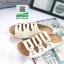 รองเท้าสไตล์เพือสุขภาพ คาดสีสลับ 5815-WHITE [สีขาว] thumbnail 2