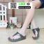 รองเท้าเพื่อสุขภาพ ฟิทฟลอป แบบหนีบ แต่งโซ่ PF2291-GRY [สีเทา] thumbnail 2