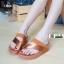 รองเท้าส้นเตารีด style fitflop L1964-BWN [สีน้ำตาล] thumbnail 1