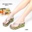 รองเท้าเพื่อสุขภาพ หนีบส้นโฟม JK8053-GRY [สีเทา] thumbnail 1
