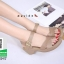 รองเท้าแตะรัดส้นสีชมพู สำหรับคนรักสุขภาพ (สีชมพู ) thumbnail 4
