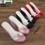 รองเท้าแบบสวมส้นเตารีด ST2012-RED [สีRED] thumbnail 4