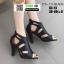 รองเท้าส้นสูงหุ้มส้น C3-13-BLK [สีดำ] thumbnail 1
