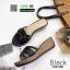 รองเท้าส้นเตารีด สไตล์เกาหลี 028-268-BLK [สีBLK] thumbnail 2