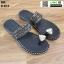 รองเท้าแตะลำลองแบบสวมนิ้วโป้ง 1620-BLK [สีดำ] thumbnail 1