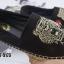 รองเท้าผ้าใบแฟชั่นสีดำ Style Kenzo (สีดำ ) thumbnail 3