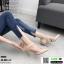 รองเท้าคัชชูหุ้มท้ายส้นเข็ม K9340-CRM [สีครีม] thumbnail 2