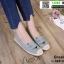 รองเท้าผ้าใบแคนวาส งานปักน่ารัก L-345-380-GRN [สีเขียว] thumbnail 2