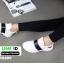 รองเท้าผ้าใบลายช้าง 7B309-WHI [สีขาว] thumbnail 2