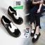 รองเท้าคัทชูสีดำ สไตล์ Dr. Matens (สีดำ ) thumbnail 1