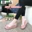 รองเท้าสไตล์ลำลองแบบหนีบ JK8059-PNK [สีชมพู] thumbnail 1
