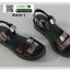 รองเท้าลำลองส้นเตารีดรัด ส้นตะกั่ว R210-1 [สีตะกั่ว] thumbnail 4