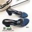 รองเท้าส้นสูงแบบสวม พลาสติกใสนิ่ม RU45-น้ำเงิน [สีน้ำเงิน] thumbnail 1