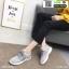 รองเท้าผ้าใบแฟชั่นงานผ้า 6615E2-GRY [สีเทา] thumbnail 1