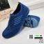 ผ้าใบเกาหลี งานสวย ยืดหยุ่น 8258-น้ำเงิน [สีน้ำเงิน] thumbnail 3