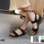 รองเท้าสไตล์สวมรัดส้น 18-1282-BLK [สีดำ] thumbnail 5