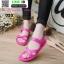 รองเท้าแตะไขว้ 020-PNK [สีชมพู ] thumbnail 1