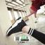 รองเท้าผ้าใบหมุดเงิน F02-SIL [สีเงิน] thumbnail 3