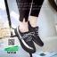 รองเท้าผ้าใบ ทรงสปอร์ต W950-BLK [สีดำ] thumbnail 4