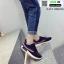 รองเท้าผ้าใบสไตล์เกาหลี IM0223-NAVY [สีกรม] thumbnail 3