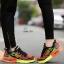 รองเท้าผ้าใบ ทรง SPORT-Orange Orange [สีส้ม] thumbnail 4