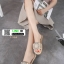 รองเท้าแตะสุขภาพ สไตล์ Roger Vivier Sandals 1-906-CRE [สีครีม] thumbnail 3