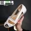 รองเท้าคัชชู สไตล์สุขภาพ 18-1373-WHI [สีขาว] thumbnail 1