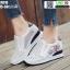 รองเท้าผ้าใบเสริมส้น ST010-BLK [สีดำ] thumbnail 2
