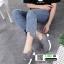 รองเท้าผ้าใบไร้เชือก chanel sneaker 8202-301-GRY [สีเทา] thumbnail 4