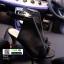 รองเท้าส้นสูงลุกส์ปราด้าที่รัดข้อ 10153-ดำ [สีดำ] thumbnail 4