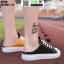 รองเท้าผ้าใบเปิดท้าย ST610-BLK [สีดำ] thumbnail 3