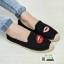 รองเท้าผ้าใบเพื่อสุขภาพ 1858-BLU [สีน้ำเงิน] thumbnail 1