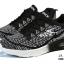 รองเท้าผ้าใบ ทรง SPORT-Black Black [สีดำ] thumbnail 4