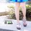 รองเท้าเพื่อสุขภาพ ฟิทฟลอป ประดับคริสตัล SM9033-GRY [สีเทา] thumbnail 3