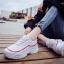 รองเท้าผ้าใบแฟชั่น 512-WHI [สีขาว] thumbnail 2