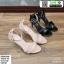 รองเท้าส้นเข็มรัดข้อ K5906-PNK [สีชมพู] thumbnail 3