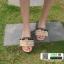 รองเท้าแตะสไตล์โบฮีเมียน แต่งพู่ G-1454-APR [สีแอปริคอท] thumbnail 1