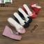 รองเท้าแบบสวมส้นเตารีด ST2012-RED [สีRED] thumbnail 5