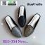 รองเท้าลำลองเปิดส้น ทรงหัวแหลม B55-354-BLK [สีดำ] thumbnail 4