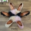 รองเท้าคัชชูส้นแจกัน ST1189-BLK [สีดำ] thumbnail 5