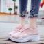 รองเท้าผ้าใบแฟชั่น 512-PNK [สีชมพู] thumbnail 3