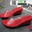 รองเท้าลำลองแบบสวมส้นเตารีด 957-83-RED [สีแดง] thumbnail 2
