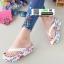 รองเท้าแตะคีบญี่ปุ่น V1009-ขาว [สีขาว] thumbnail 2