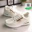 รองเท้าผ้าใบเสริมส้น แต่งซิปข้าง IM-B12-WHITE [สีขาว] thumbnail 2