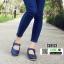 รองเท้าคัทชูผู้หญิง SM9029-BLU [สีน้ำเงิน] thumbnail 2