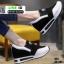 รองเท้าผ้าใบเสริมส้น งานนำเข้า100% ST3-WHI [สีขาว] thumbnail 3